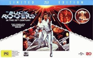 Buck Rogers in the 25th Century: The Complete Remastered Series [Import]