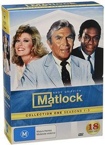 Matlock Collection 1 (Season 1-3) [Import]
