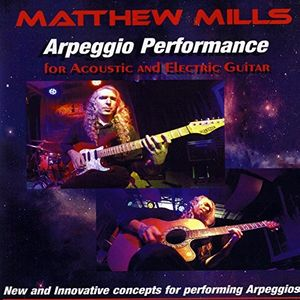 Matthew Mills Arpeggio Performance