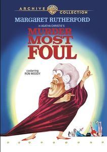 Murder Most Foul , Margaret Rutherford