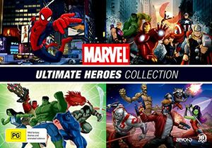 Marvel Ultimate Heroes Collection [Import]