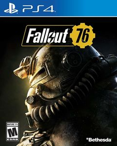 Fallout 76 for PlayStation 4