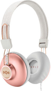 House of Marley EMJH133CP Positive Vibration 2 Bluetooth HeadphonesMic Copper