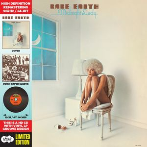 Midnight Lady , Rare Earth