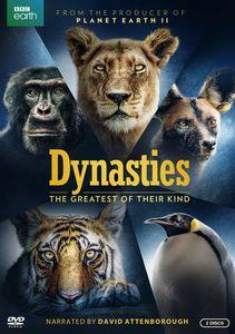 Dynasties , David Attenborough