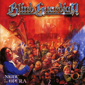 Night At The Opera [Picture Disc In Gatefold] [Import] , Blind Guardian
