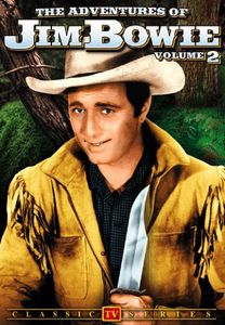 The Adventures of Jim Bowie: Volume 2