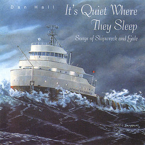 It's Quiet Where They Sleep