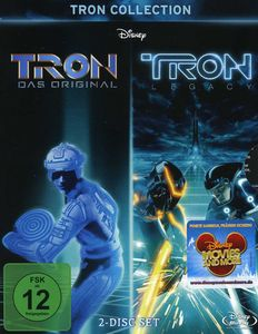 Tron Classic & Tron Legacy [Import]