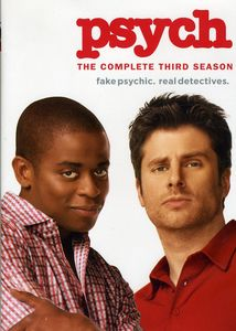 Psych: The Complete Third Season