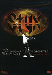 ONE WITH EVERYTHING  -  Styx and the Contemporary Youth Orchestra