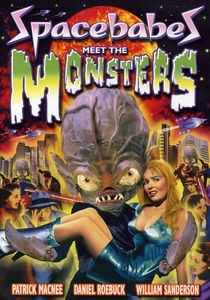 Space Babes Meet the Monsters