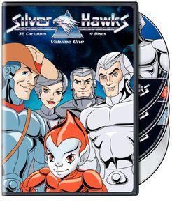 Silverhawks: Season 1 Volume 1