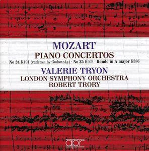 Piano Concertos Nos 24 & 25