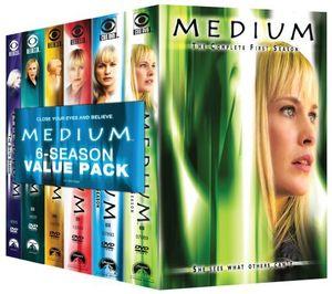 Medium: Six Season Pack [Widescreen] [31 Discs]
