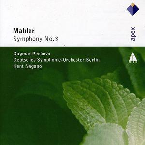 Mahler: Sym No 3