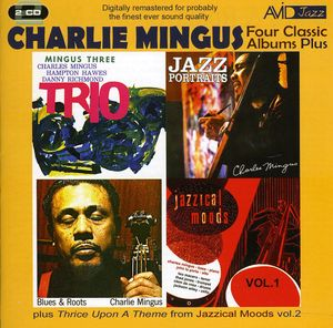 4 Classics-Blues and Roots/ Mingus Three-Trio/ Jazz Portraits/ Jazzical