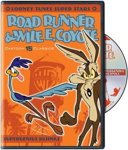 Looney Tunes Super Stars: Road Runner and Wile E. Coyote