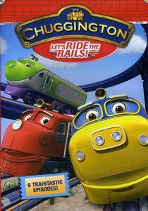 Chuggington: Let's Ride the Rail