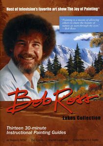 Bob Ross Joy of Painting Series: Lakes