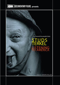 Terkel,studs: Listening to America