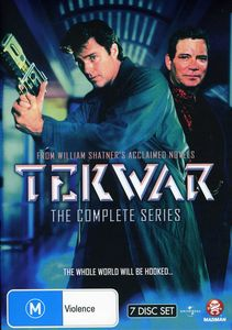 Tekwar-The Complete Series [Import]