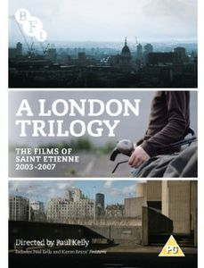 London Trilogy: The Films of St Etienne 2003-07 [Import]