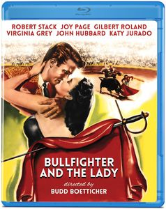 Bullfighter and the Lady
