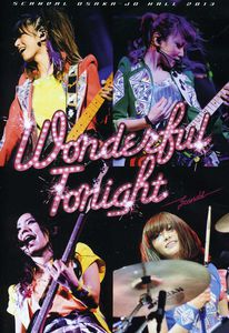 Scandal Osaka-Jo Hall 2013 (Wonderful Tonight): Liv [Import]