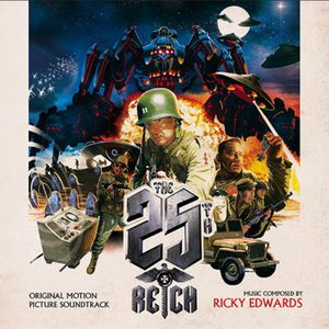 The 25th Reich (Original Soundtrack) [Import]