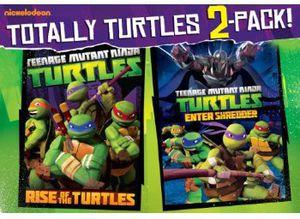 Teenage Mutant Ninja Turtles: Rise of the Turtles /  Enter Shredder