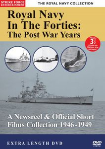 Royal Navy in the Forties: The Post War Years [Import]