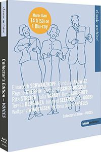 Classic Archive-Collectors Edition Vol. 5: Voices