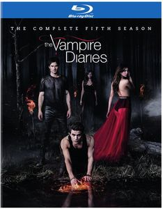 The Vampire Diaries: The Complete Fifth Season