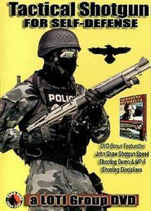 Tactical Shotgun for Self-Defense