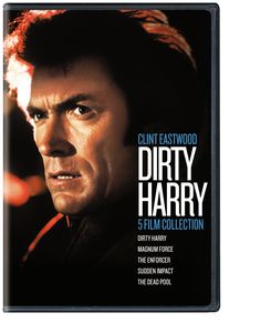 5 Film Collection: Dirty Harry