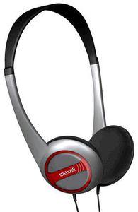 Maxell HP-200F Portable Lightweight Headphones