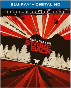 Strike Back: The Complete Fourth Season