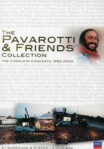 Pavarotti & Friends Collection