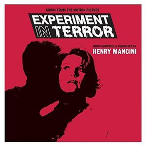 Experiment in Terror (Music From the Motion Picture) [Import]