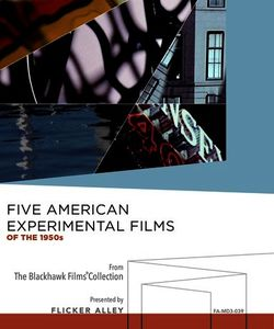 Five Experimental Films of the 1950's