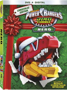 Power Rangers Dino Charge Hero