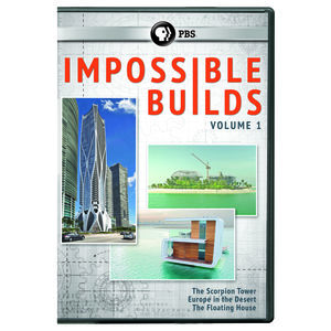 Impossible Builds, Vol. 1
