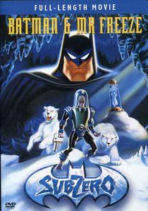 Batman & Mr. Freeze: Subzero