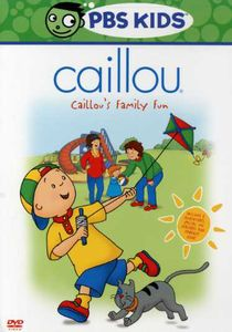 Caillou: Caillou's Family Fun