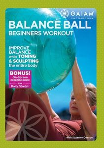 Balanceball Beginner's Workout