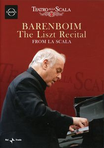 Barenboim: The Liszt Recital From La Scala