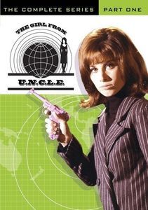 The Girl From U.N.C.L.E.: The Complete Series Part One , Stefanie Powers