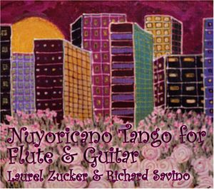 Tango Nuyoricano for Flute & Guitar