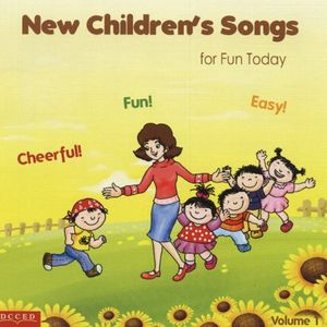 New Children's Songs for Fun Today 1